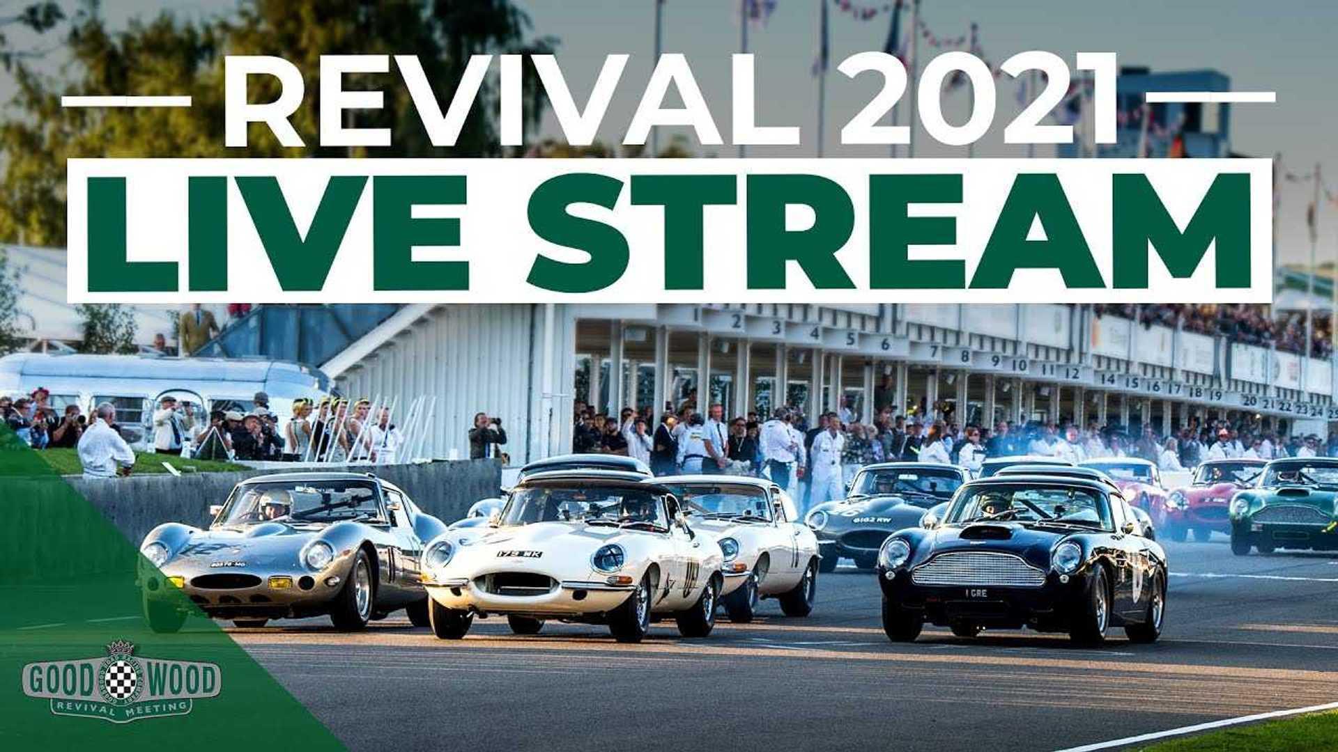Goodwood Revival, segui qui in streaming l'edizione 2021