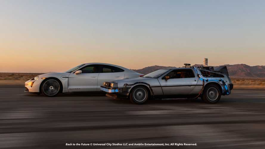 Harnessing 1.21 Gigawatts: Enough For A Trip Back To The Future