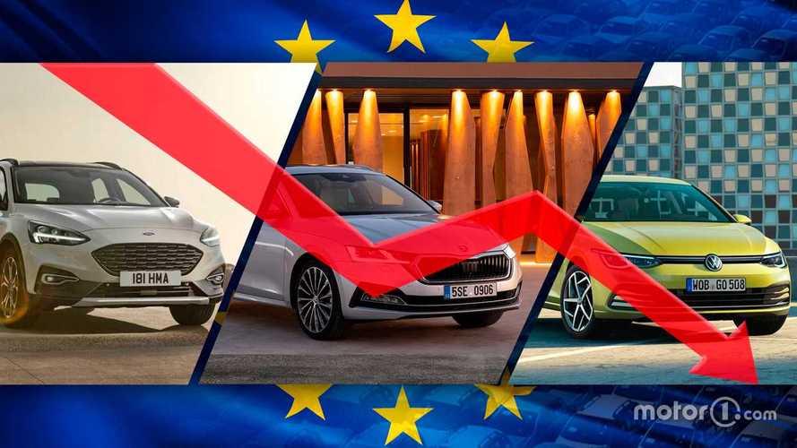 Il declino delle auto compatte in Europa