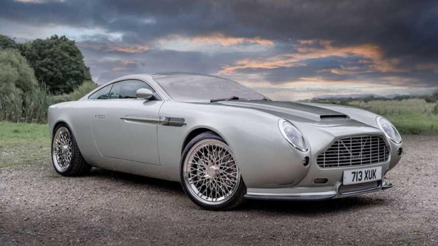 Fizetnél 100 milliót egy klasszikusra alakított Aston Martinért?