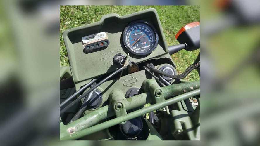 Harley-Davidson MT350E 1997