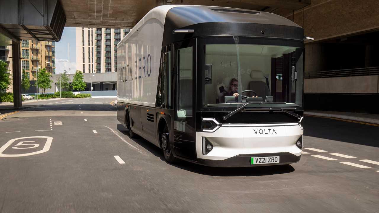Volta Trucks, partnership con Sibros per la flotta veicoli connessa