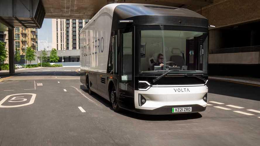 Volta Trucks, flotta connessa grazie alla partnership con Sibros