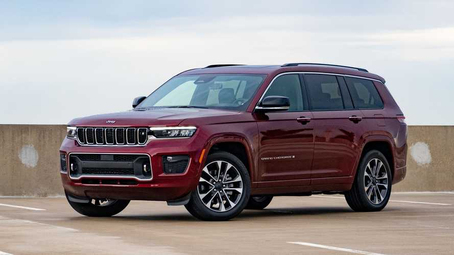 2021 Jeep Grand Cherokee L: Review