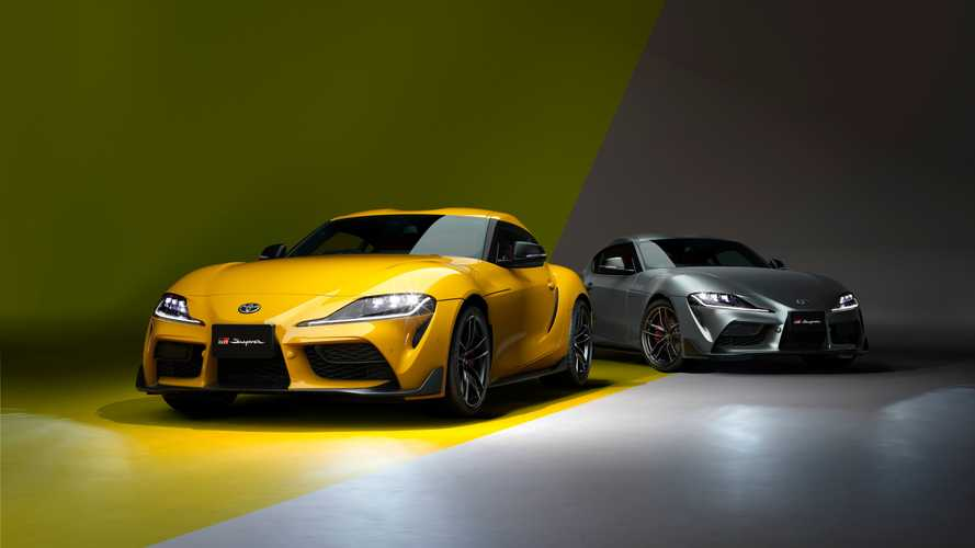 Toyota Supra 35th Anniversary Special Edition Debuts With Visual Tweaks