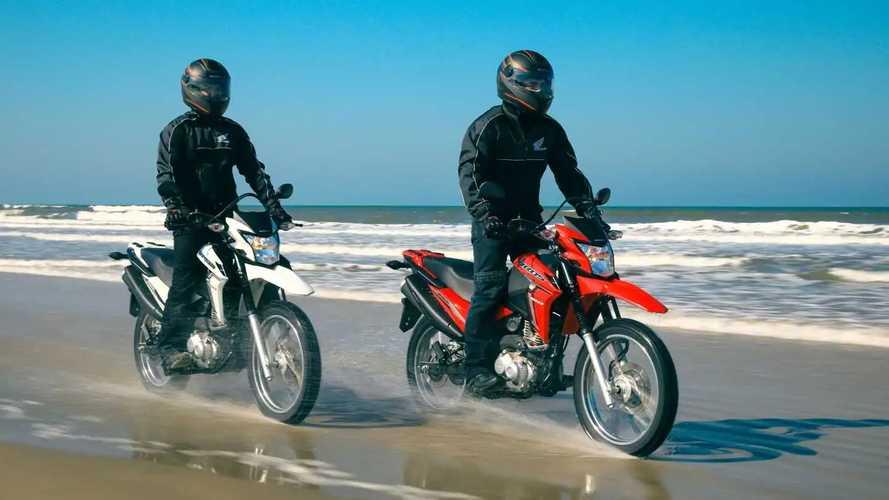 Lançamento: Nova Honda Bros 160 2022 muda e parte de R$ 14.600