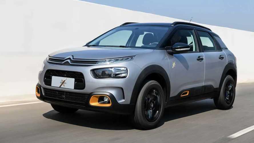 Citroën C4 Cactus X-Series: série limitada estreia por R$ 106.990