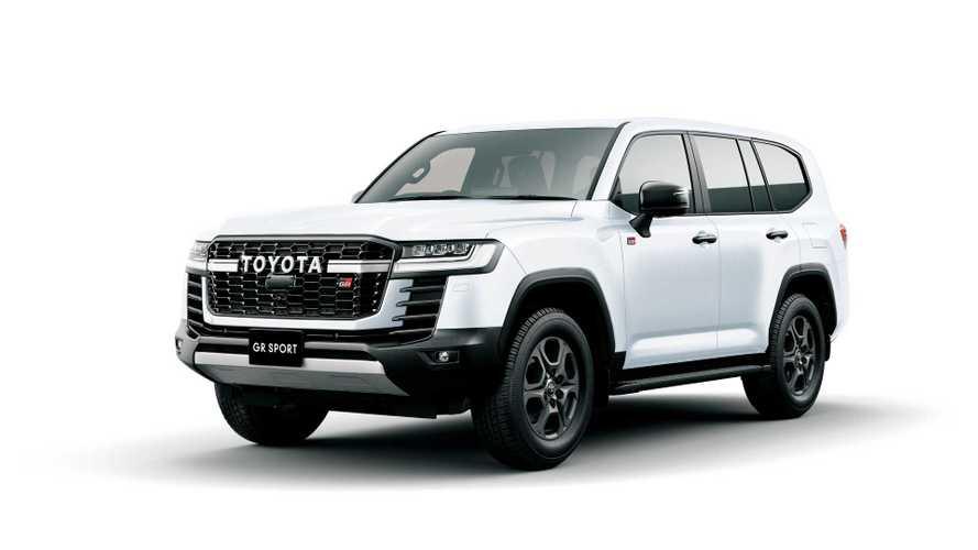 """Toyota Land Cruiser GR Sport, quella """"da rally"""" non è per l'Italia"""
