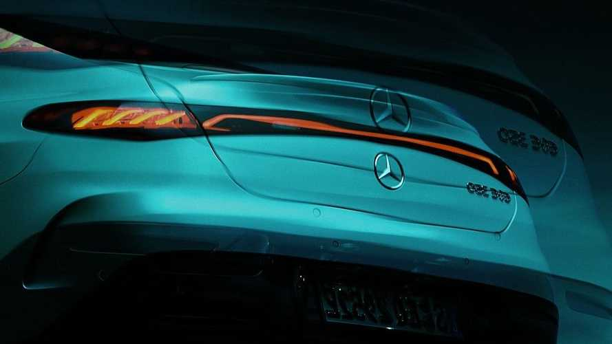 Mercedes-Benz EQE Shows Some Metal Ahead Of Debut