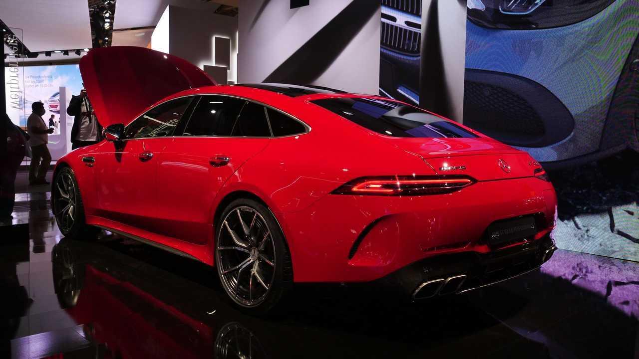 Mercedes-AMG GT 63 S E Performance 2022