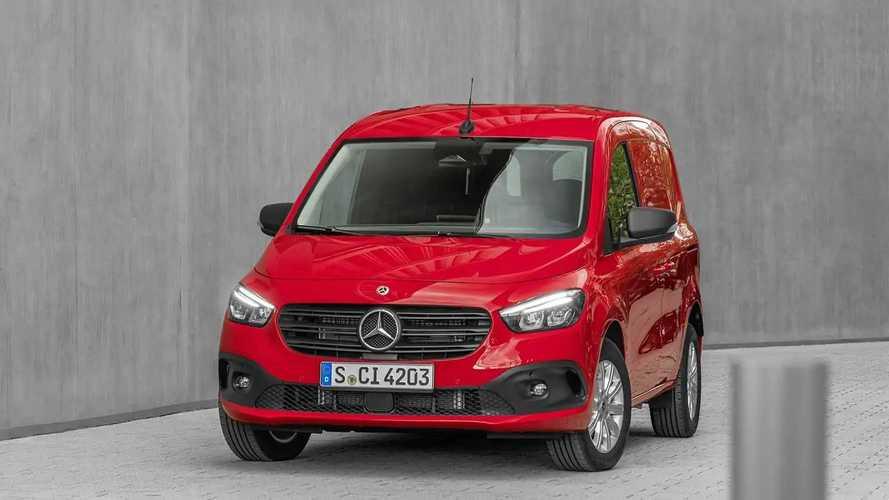 Mercedes-Benz, ecco il nuovo Citan, lo small van si fa elegante