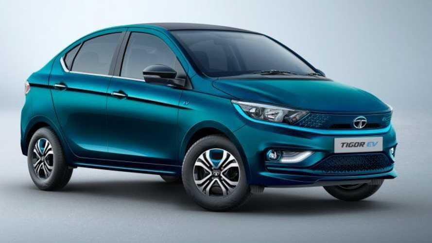 Tata Motors обозначил себя как электромобильного лидера в Индии
