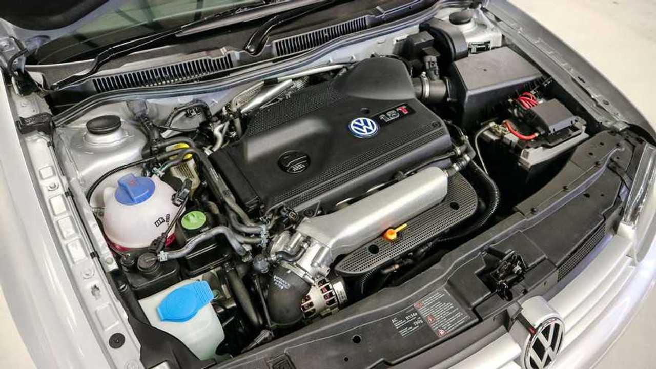 Eladó 2002-es Volkswagen Golf GTI 25th Anniversary Edition