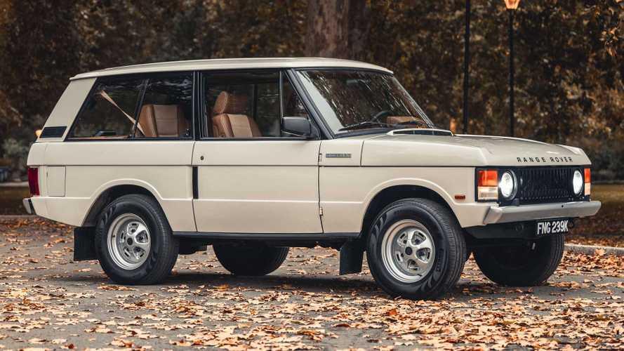 Kingsley Cars ULEZ Reborn Range Rover Classic