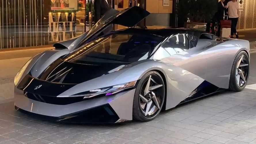Farnova Othello, Hypercar Cina Eksotis Seharga Ferrari F8 Tributo