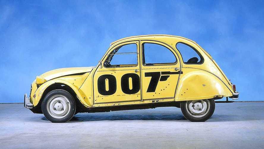 Le auto più folli di 007: quando James Bond lascia l'Aston Martin