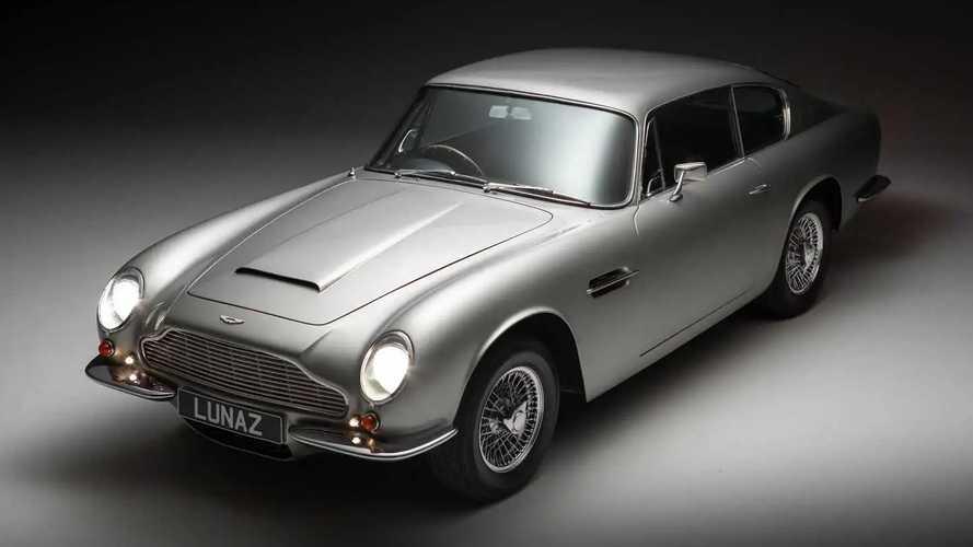 Aston Martin DB6 (Elektroversion von Lunaz)