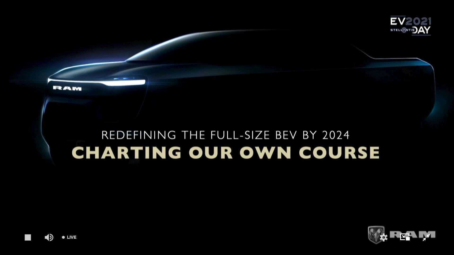 Stellantis EV Dia 2021