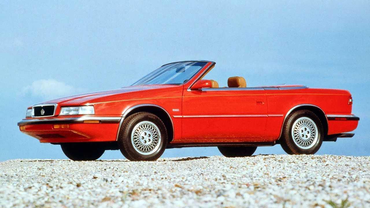 Chrysler TC by Maserati (1989 – 1991)