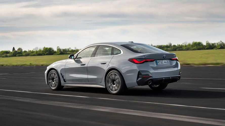 BMW Serie 4 Gran Coupé 2021, a prueba:  más atractivo y dinámico