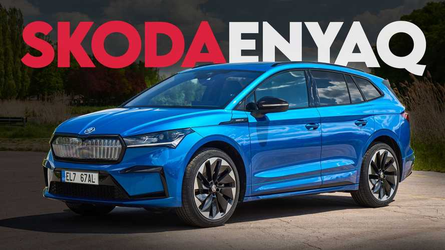 Skoda Enyaq iV: All You Need To Know