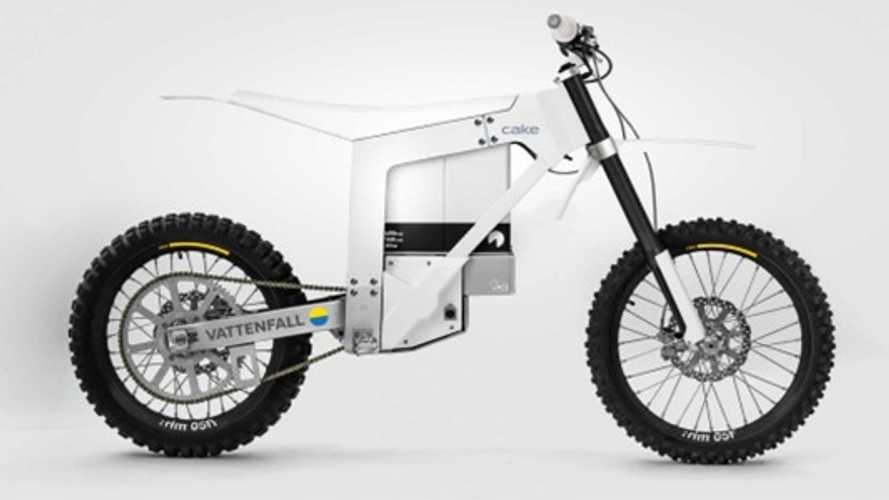 Fossil-Free? Vattenfall And CAKE's Bike Doesn't Need Dinosaurs
