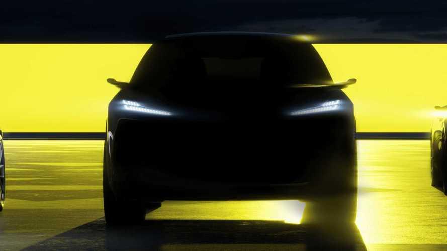 Lotus готовит 4 электрические новинки
