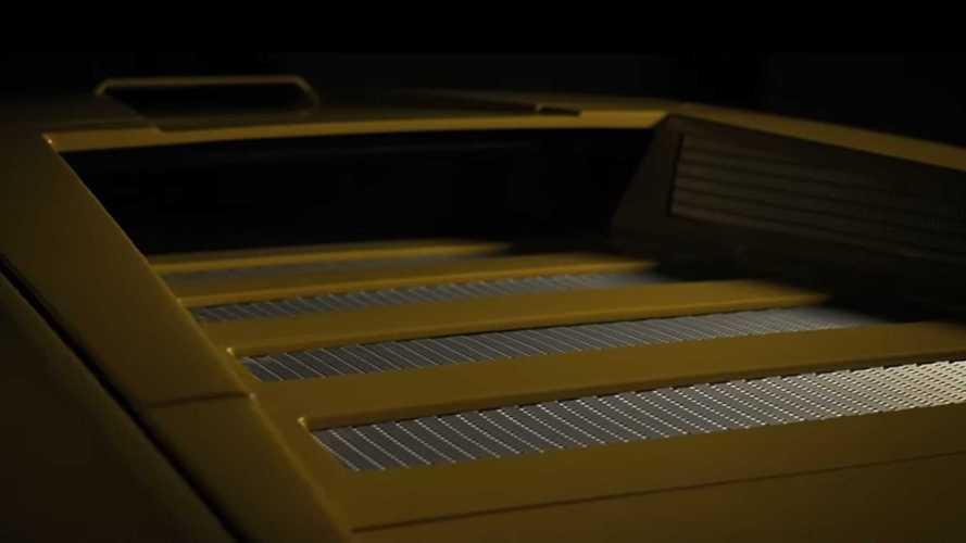 تأكيد مشروع إعادة إنتاج لامبورجيني كونتاش في مقطع مرئي تشويقي جديد