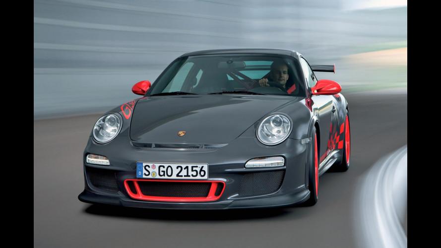 Porsche 911 GT3 RS restyling