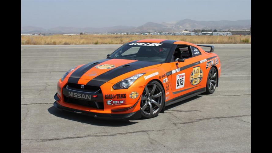 Stillen Nissan GT-R Targa Rally