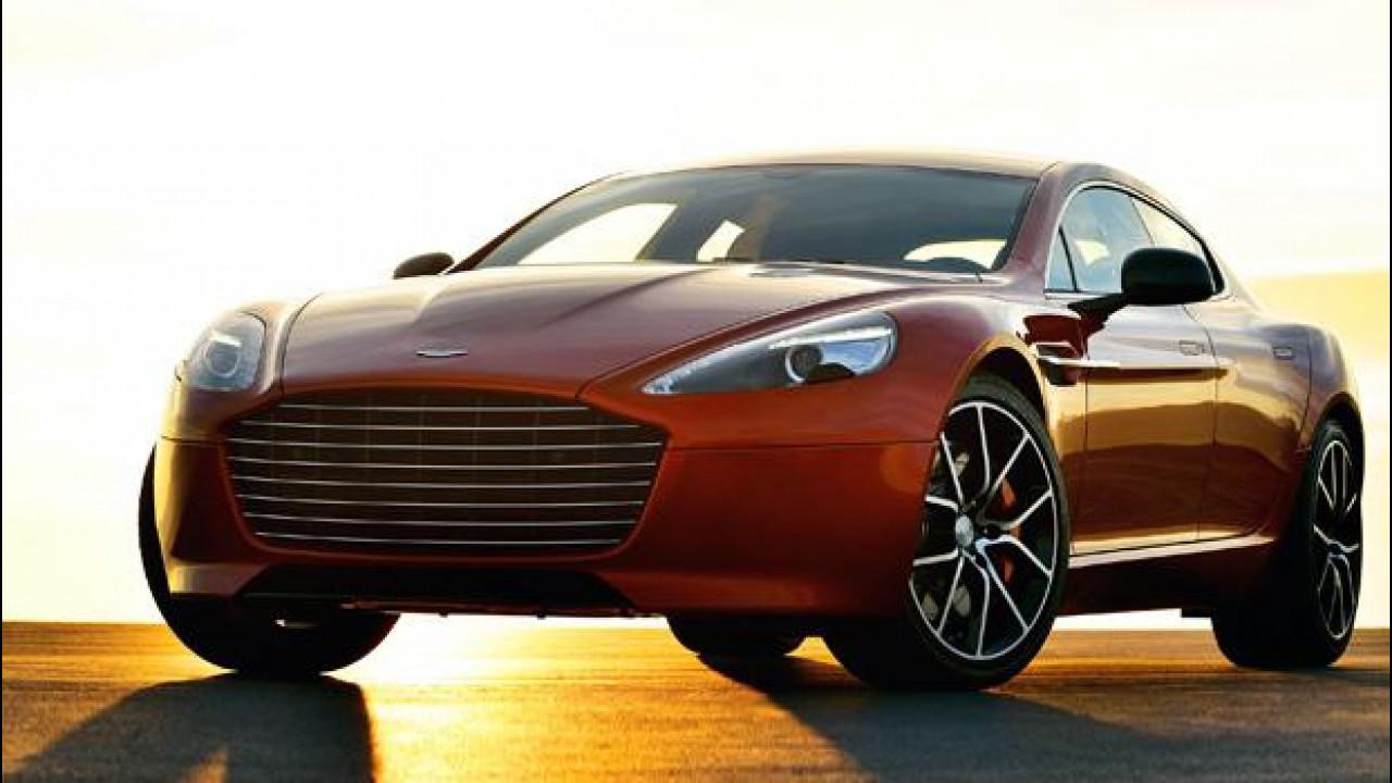 [Copertina] - Aston Martin Rapide S