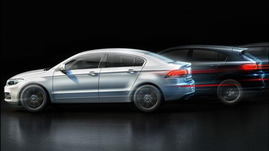 Qoros: a Ginevra la berlina GQ3 e le concept Cross Hybrid ed Estate