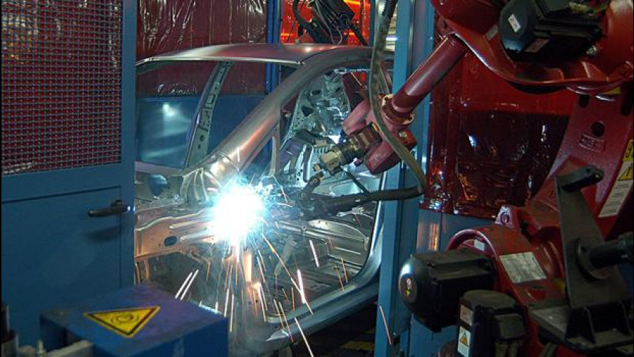Fiat-Melfi: c'è l'accordo con i sindacati per la cassa integrazione