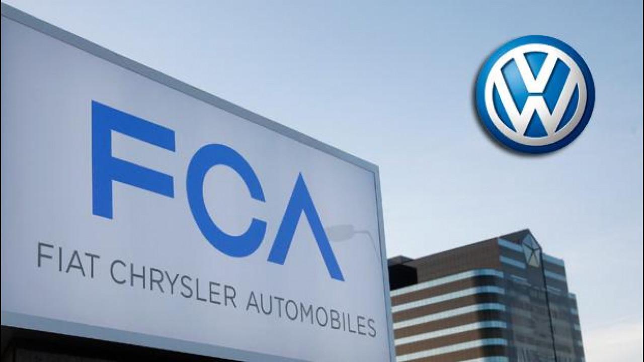 [Copertina] - Volkswagen è interessata a Fiat, ma il Lingotto smentisce