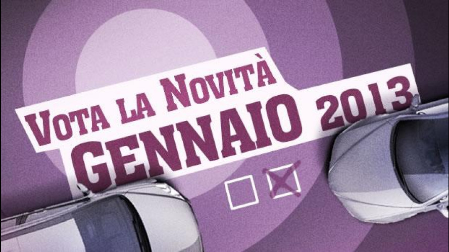 Vota la novità di gennaio 2013
