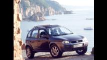 Opel Corsa, 32 anni di storia