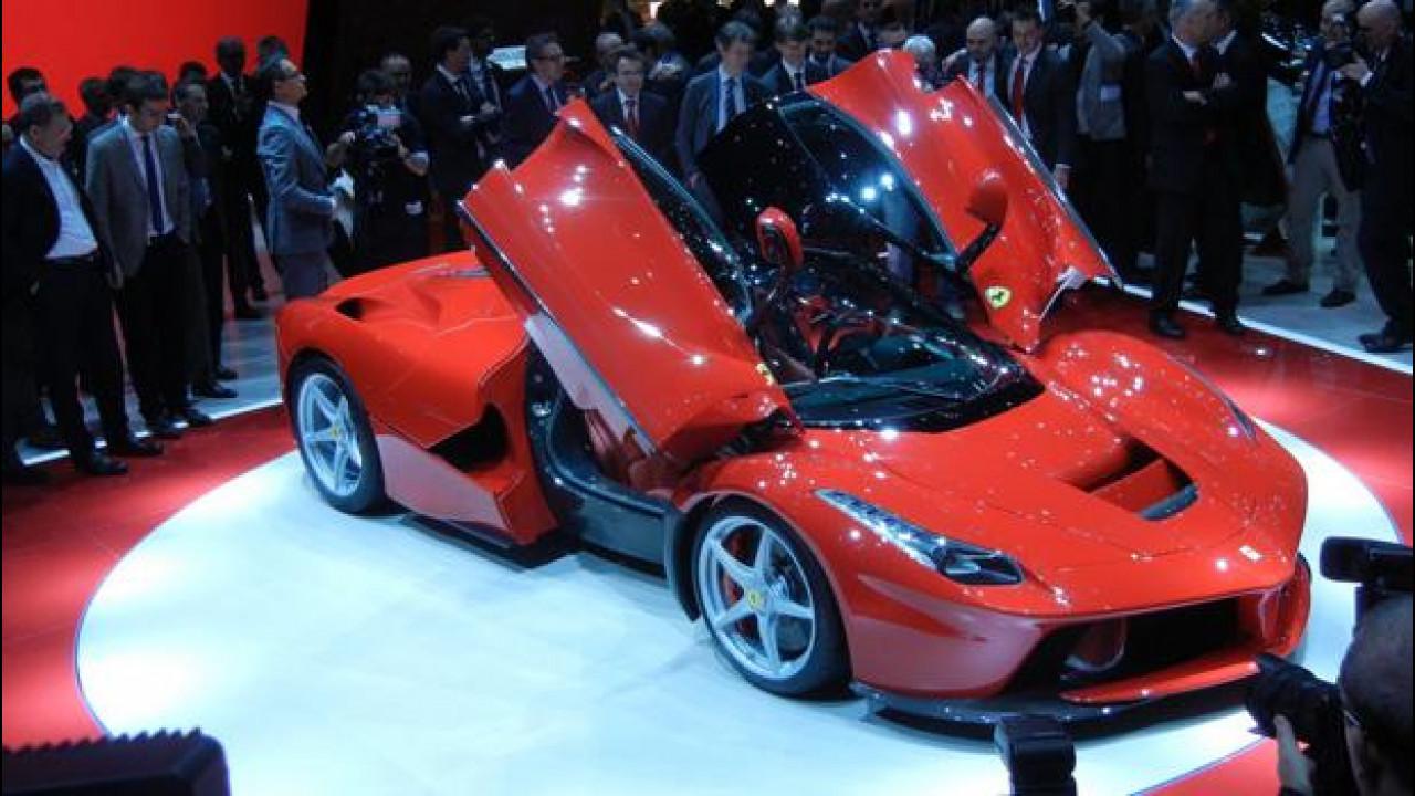 [Copertina] - Salone di Ginevra: ovazione per la nuova Ferrari