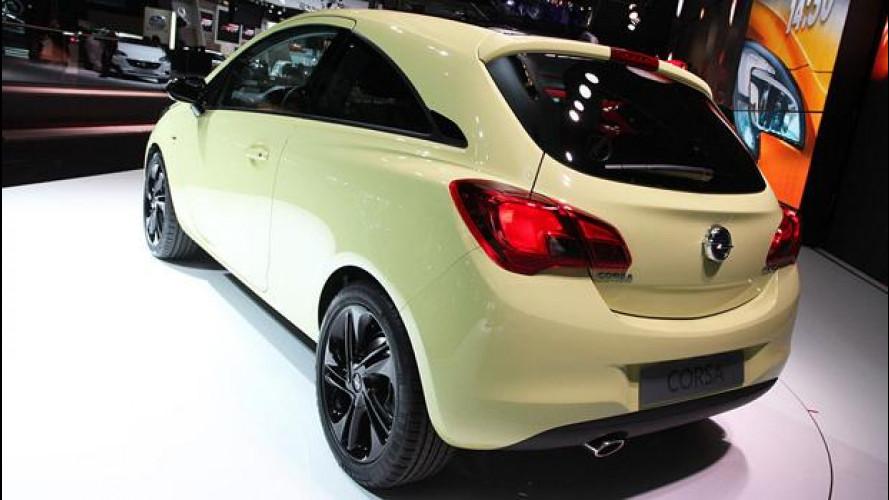 Nuova Opel Corsa, cambiata senza dimenticare il GPL