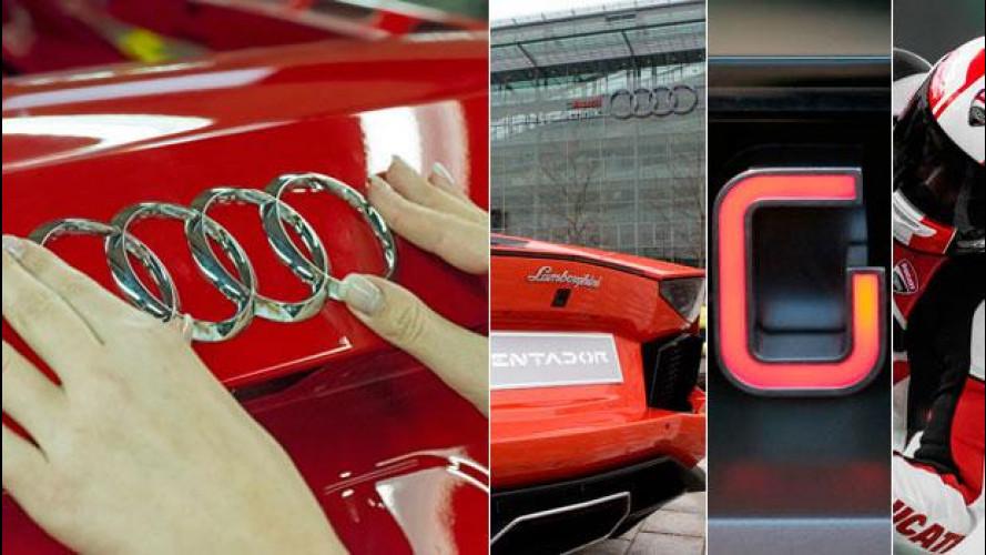 [Copertina] - Audi AG: un 2012 da record che parla sempre più italiano