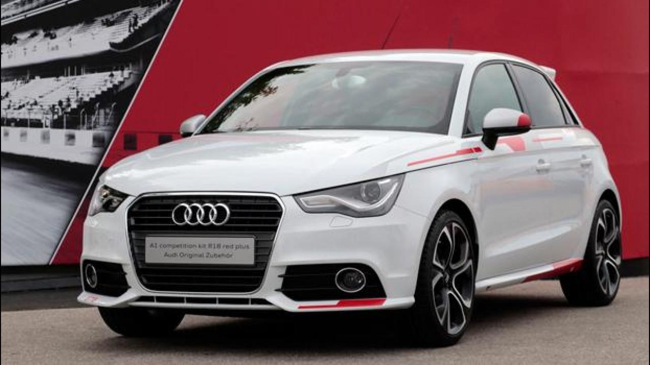 [Copertina] - Audi A1 con pacchetto R18 competition