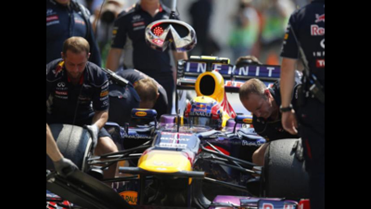 [Copertina] - Infiniti cerca due neolaureati in ingegneria per il suo Team di Formula 1