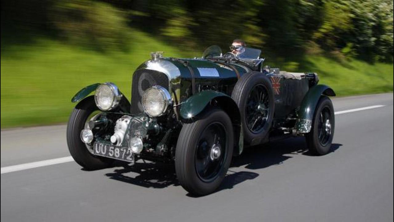 [Copertina] - Bentley, gli anni ruggenti delle corse