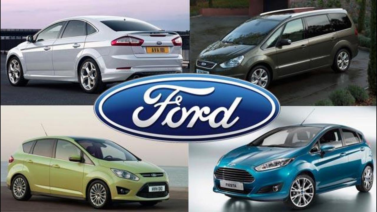 [Copertina] - Ford e le offerte promozionali di Agosto