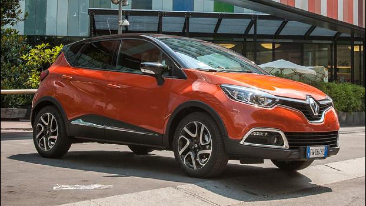 [Copertina] - Renault Captur il 1.5 dCI da 110 CV diventa Euro 6