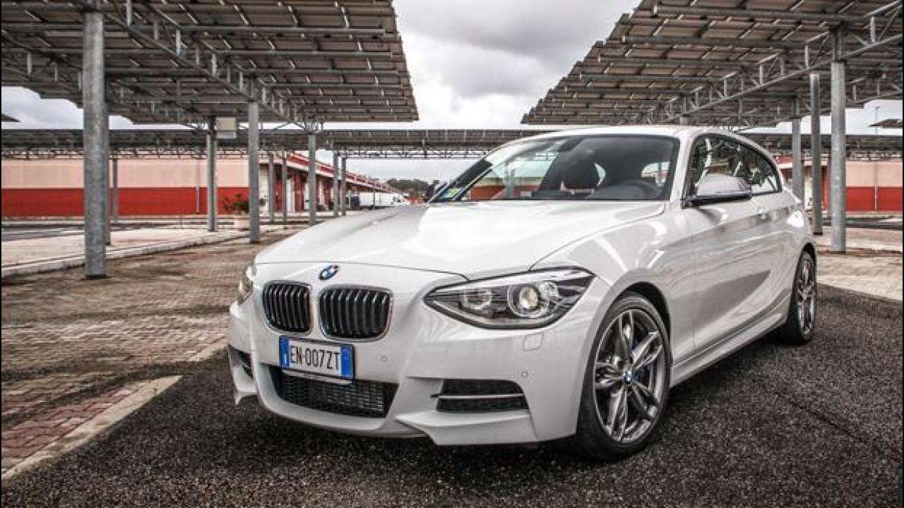 [Copertina] - BMW M135i, supercar in incognito