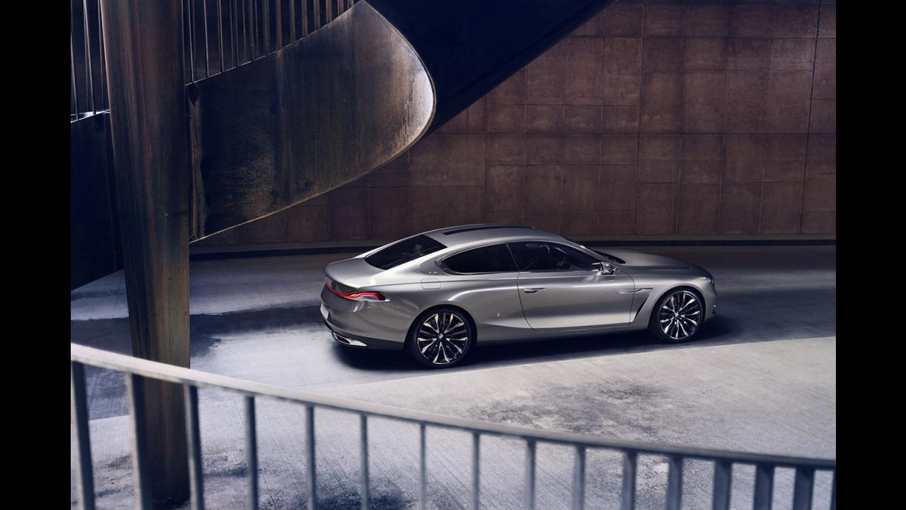 BMW Gran Lusso Coupé