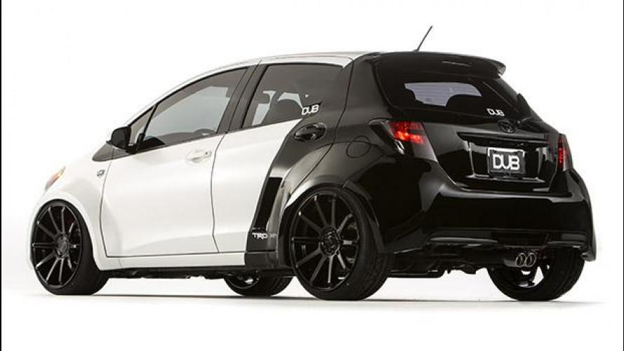 Toyota Yaris DUB Edition, dedicata agli smanettoni