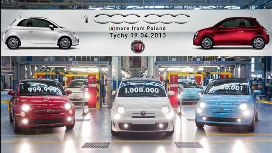 [Copertina] - Un milione di Fiat 500 prodotte in Polonia