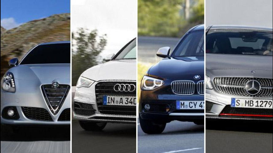 Promozioni auto di fine anno, le offerte di Alfa Romeo, Audi, BMW e Mercedes