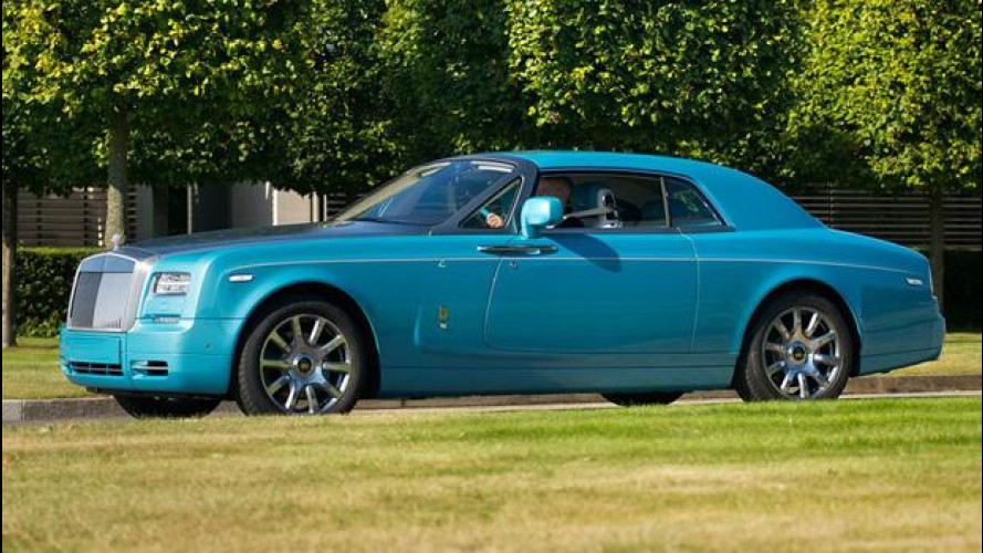 Rolls-Royce Phantom Coupé Ghawwass Bespoke edition